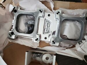 Weiand Sbc Supercharger 7582p Kit Without Blower Oem Parts In Box Chevy