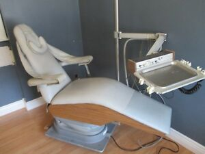 Den tal ez Dental tatoo Chair With Dental Unit Works Great