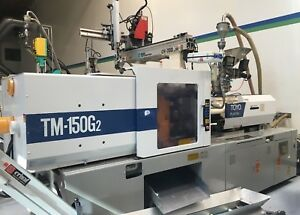 150 Ton Toyo Tm 150g2 Plastic Injection Molding Machine