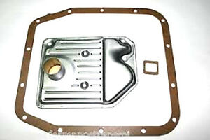 Ford Aod Automatic Transmission Oil Filter Pan Fiber Gasket Kit 80 93 4wd