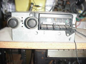 Charger Gtx Mopar 1971 To 1974 B Body Stereo Radio