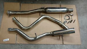 88 91 Civic Hatchback Buddy Club Exhaust Spec 2 Si