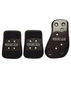 Sparco Pedal Kit Carbon Fiber Spa03783l