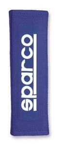 Sparco Belt Pad 3in Blue Racing Spa01098s3a