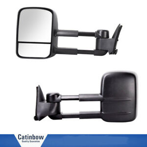 Power Tow Left right Mirrors For Gmc Chevrolet C10 C k1500 Pickup Truck 88 98 Us