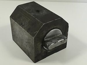 Magnet Brown Sharpe Magnetic Block With On And Off Switch Machinists Tools