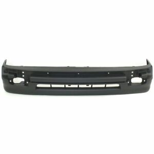 Front Bumper Cover For 98 2000 Toyota Tacoma Textured