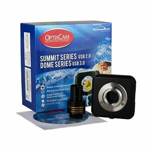 Summit Sk2 3 1x 3 1mp Digital Usb 2 0 Microscope Camera Pc mac Compatib