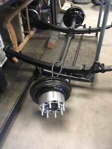 1958 Ford F 350 Front Axle