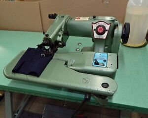 U s Blindstitch Model 1118 Industrial Sewing Machine With Full Motor