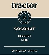 Tractor Organic Coconut Soda Syrup 2 5 Gallon 1 Pack