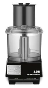 Waring Commercial 2 1 2 Qt Food Processor 1 Each 1 Pack