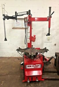Coats 5060ex Rim Clamp Tire Wheel Changer With Low Profile Assist Arm 176
