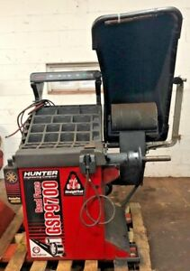 Hunter Gsp9700 Gsp9712 Road Force Wheel Tire Balancer Machine 308