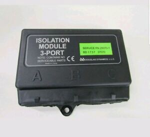 Fisher Snow Plow 3 Port Isolation Module 29070 1