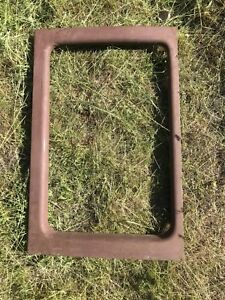 1923 1924 1925 Model T Ford Coupe Rear Quarter Window 23 24 25