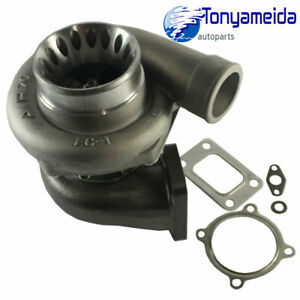 Turbo Turbocharger Universal Gt3582 Turbolader T3 Flange 4 Bolts A r 7 400 600hp