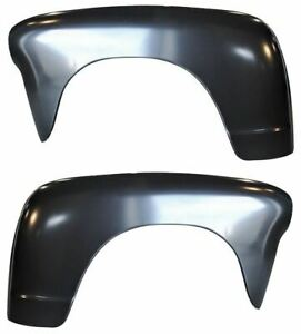 Lh Rh 1947 1953 Chevy Truck Steel Front Fenders sold As A Pair