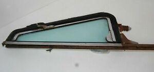 1967 Plymouth Belvedere Rs Vent Window Assembly W Glass Solex Herculite 67 Oem