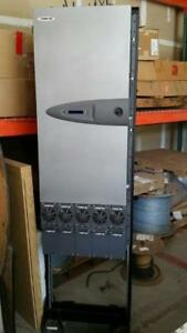 Power one Integrity one Power System Ps1200 250 Amp Dc Power Plant 50a0002 016