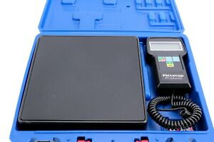 Pittstop Electronic Refrigerant Scale 5100