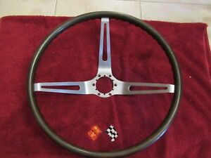 Corvette C2 1967 68 Steering Wheel Original