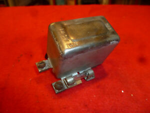 Borg Warner 12 Volt Overdrive Relay