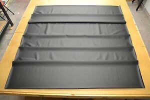 1966 66 1967 67 Chevelle 2 4 Door Sedan Black Perforated Headliner Usa Made