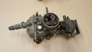 1963 7 Comet Mustang Autolite 1100 One barrel Carb Carburetor 170 Eng A t