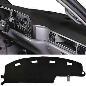 Xukey Dashboard Cover Dash Mat Dashmat For Dodge Ram 1500 2500 3500 1994 1997