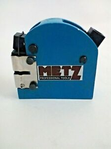 Metz 3 Metal Shrinker Stretcher Combination Cartridge Garage Body Only 14 6