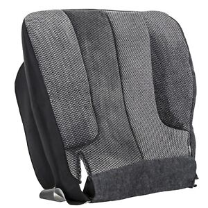For 2003 2005 Dodge Ram 1500 2500 3500 Slt Driver Bottom Cloth Seat Cover Gray