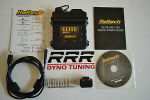 Haltech Elite 550 Ecu Kit With Connector And Pins