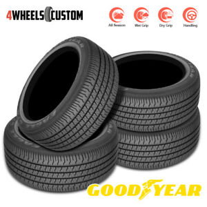 4 X New Goodyear Eagle Gt Ii 275 45 20 106v Tire