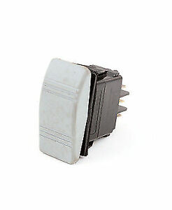 Garland 2343501 Waterproof Rocker Switch gray