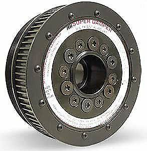 Ati 918873e Small Block Chevy Supercharger Super Damper