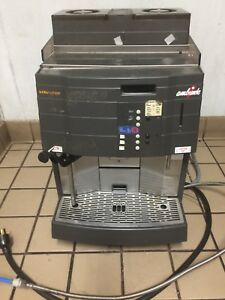 Schaerer Ambiente Espresso Coffee cappuccino latte Machine Used