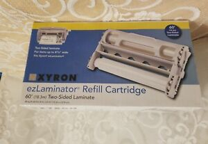 Esselte Xyron 60 Ezlaminator Refill Cartridge For Items Up To 8 7 8 Wide Nib