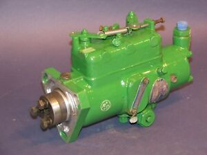 Diesel Injection Pump John Deere 1974 75 Model 830 Tractor 3 Cyl Used Parts
