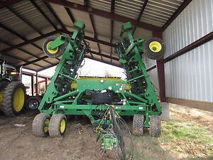 John Deere 1990 Air Seeder Drill 40 With 7 1 2 Or 15 Spacing With Scales