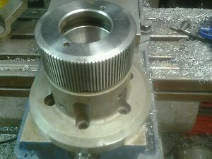Rohm Kzf Power Operated Collet Chuck Cnc Lathe B 42 Hardinge