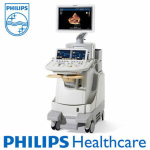 Philips Ie33 Ultrasound Machine Cardiac Vascular