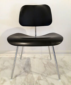 Herman Miller Eames Mid Century Modern Molded Plywood Dcm Chair Local Pickup