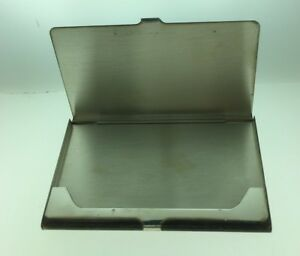 Vintage Tiffany Co Business Card Case Holder Sterling Silver 925