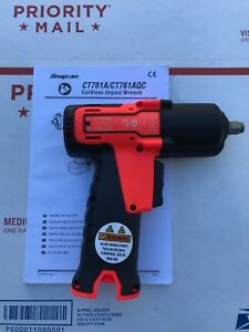 Snap On Cordless Impact Wrench Ct761ao