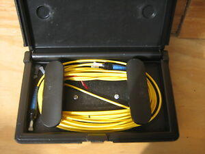 Siecor Optical Test Equipment Mod 383 tfbm st st Multimode