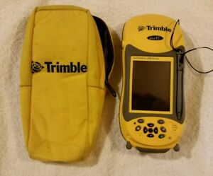 Trimble Geoexplorer 2008 Series Geoxt Geo Xt P n 70950 20 With Case
