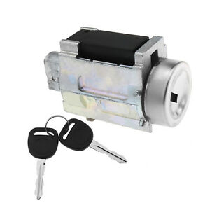 Ignition Lock Cylinder Tumbler With Key With Lock Sensor Olds Intrigue Cutlass