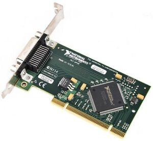 National Instruments Ni Pci gpib Ieee 488 2 Interface Adapter Card 188513c 01
