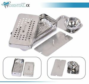 Prf Box System Platelet Rich Fibrin Dental Implant Surgery Instruments